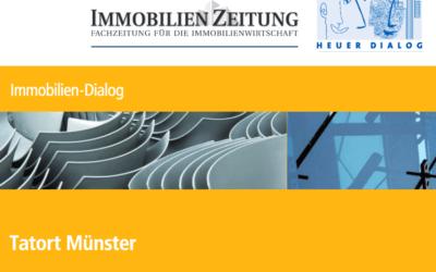 Immobilien-Dialog am DIENSTAG, 18. FEBRUAR 2014 in Münster
