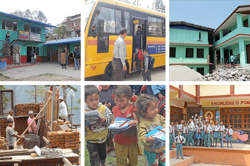 Nepal im Wandel – 2018