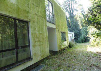 Rückbau – ehemalige Strahlenklinik, Osnabrück