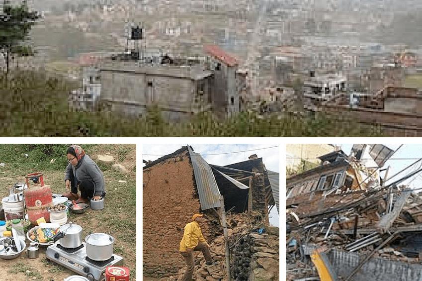 Spendenaufruf für Nepal