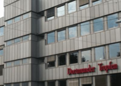 Rückbau – Bürogebäude, CR Investment Management, Dortmund