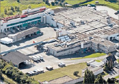 Ausgangszustandsbericht nach IED – Westfleisch SCE mgH, Fleischcenter Lübbecke
