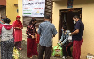 Spendenaufruf für Nepal 2020