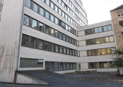 Umwelt Due Diligence Prüfung für Cube Real Estate, Düsseldorf